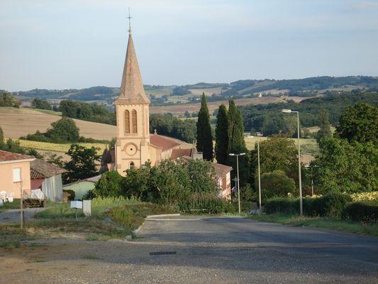 Village de Sabaillan