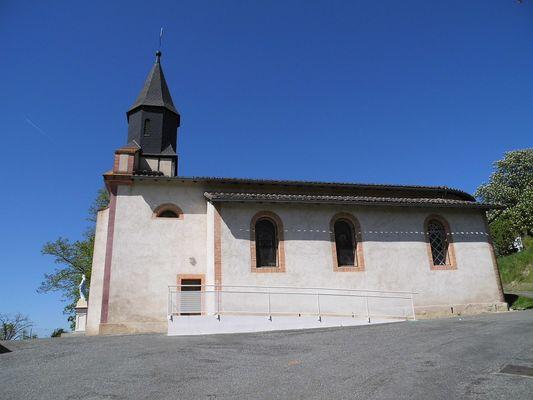 Eglise Sainte Madeleine Labastide-Savès