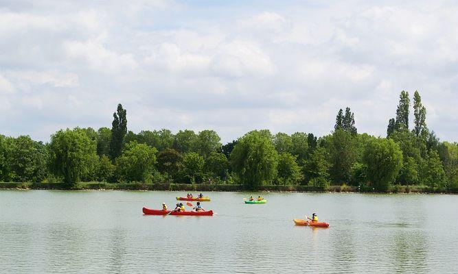 Location Canoé et paddle