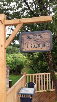 Restaurant L'Estanquet à Larressingle
