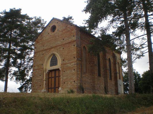 Chapelle Saint Majan