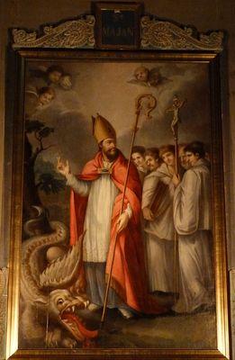 Saint Majan tableau