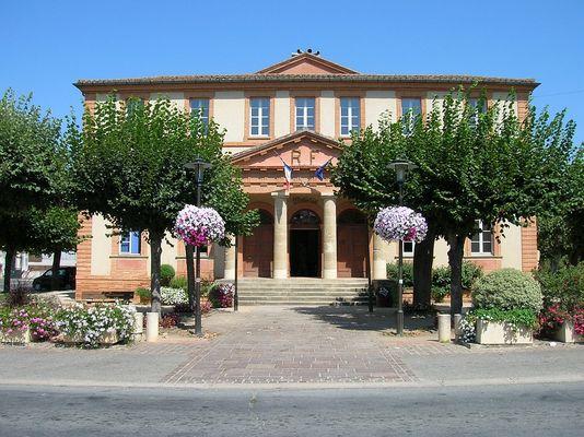 Mairie Lombez