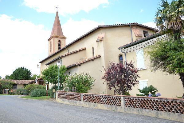 Eglise Garravet