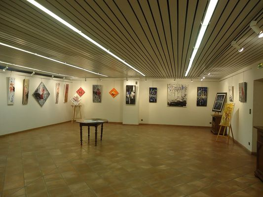 salle exposition office de tourisme