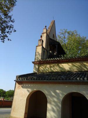 Eglise de Polastron