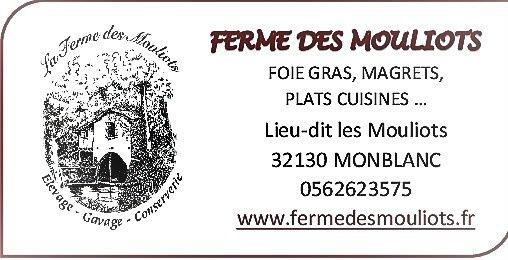 logo ferme des Mouliots