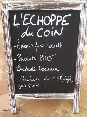 L'ÉCHOPPE DU COIN