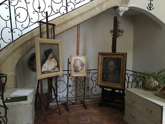 Galerie de Tableaux - Philippe Bolac
