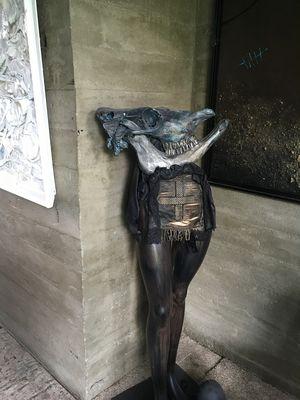 Sculpture Michel Campistron