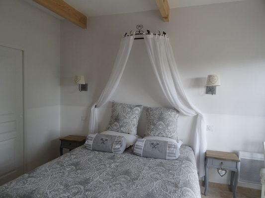 Chambre cosy, le Petit Bergeret à Saint-Puy