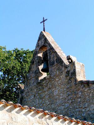 Chapelle dans la campagne du Gers