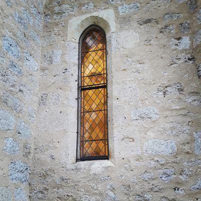 Visite de l'église de Luzanet