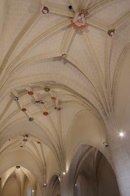 Chapelle de Luzanet, à Montréal-du-Gers