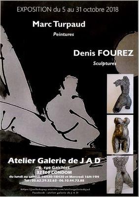 EXPOSITION GALERIE DE JAD