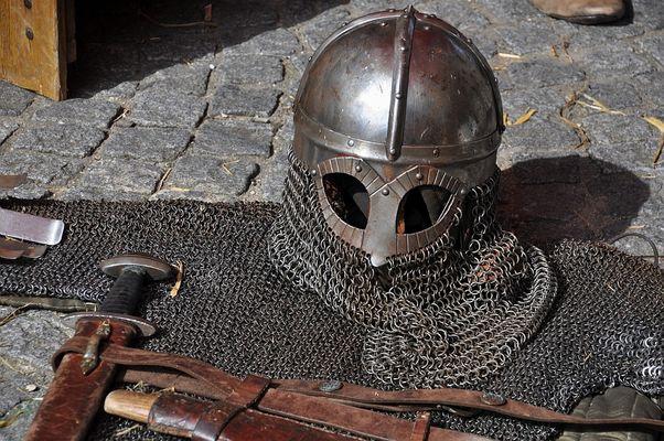 Animations médiévales à Larressingle