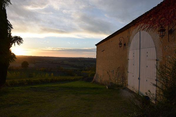 Cours d'oenologie au Chai du Chateau