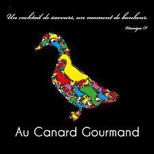Logo restaurant Au canard gourmand