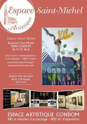 Exposition Arts en Ténarèze