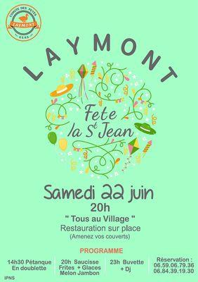 Fête Laymont
