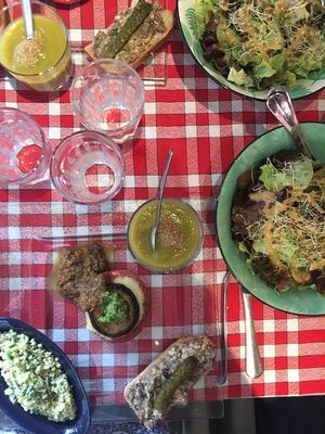 Restaurant vegan et végétarien dans le Gers