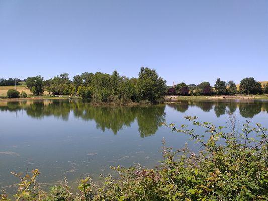 Lac de Montréal