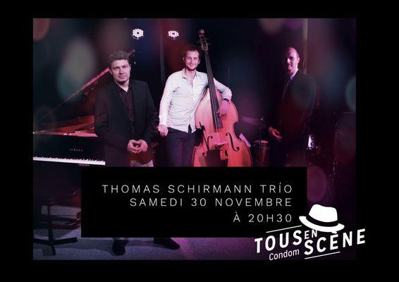 Thomas Schirmann Trio
