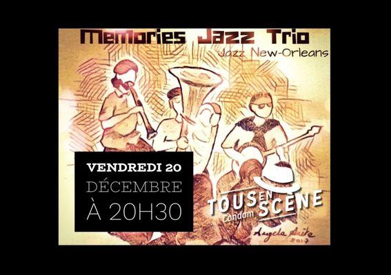 Memories Jazz Trio