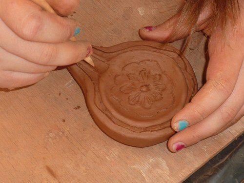 atelier d'initiation à la céramique antique