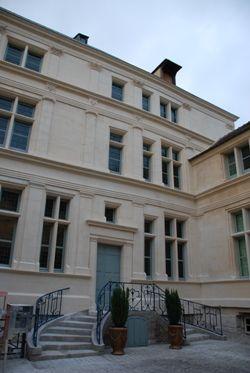 Musée Jean de La Fontaine<Château-Thierry<Aisne<Picardie