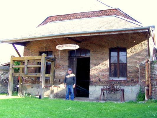 Musée De La Forge de Désiré Dequin