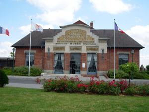 Musée de la résistance et de la déportation < Fargniers < Aisne < Picardie