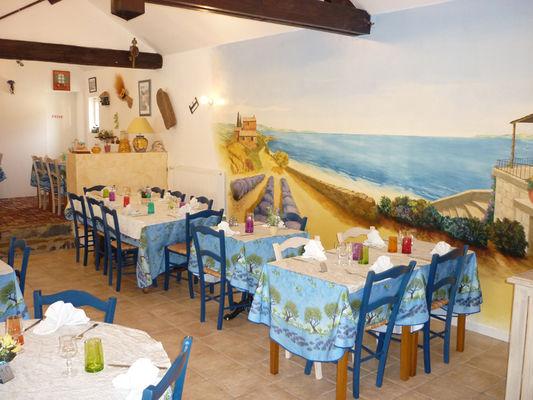 Restaurant Ma Belle Provence 2015 II < Pargny-Filain < Aisne < Picardie