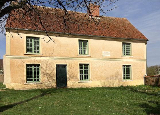 Maison Camille et Paul Claudel Bernard Couvreur