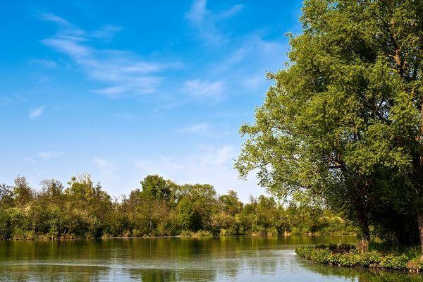Marais d'Isle à Saint-Quentin < Aisne