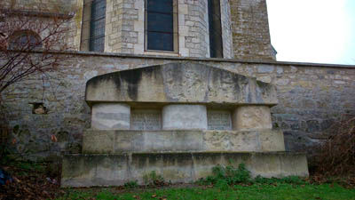 Monument allemand I < Filain < Aisne < Picardie