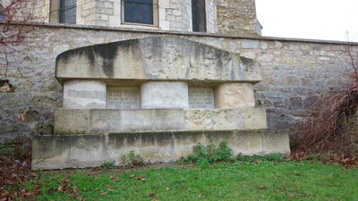 Monument allemand II < Filain < Aisne < Picardie