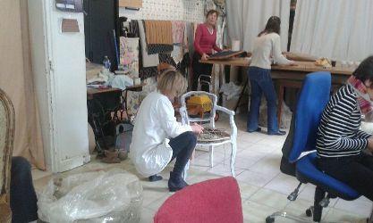 Atelier tapissier 2 SIM