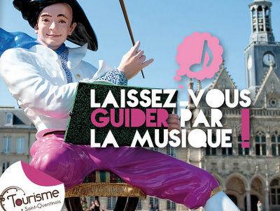 Audioguide Musique < Saint-Quentin < Aisne < Picardie