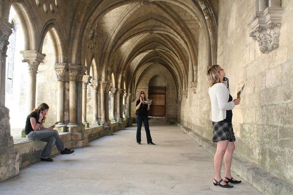 Visite audio-guidée cathédrale < Laon < Aisne < Picardie