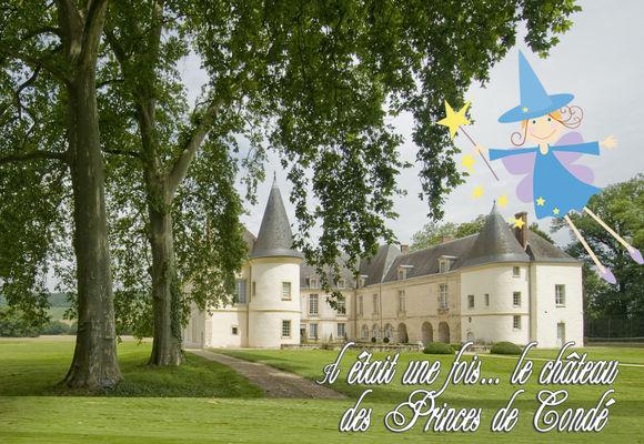 AG Chateau condé ADRT