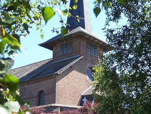 Eglise < Brissy Hamegicourt < Aisne