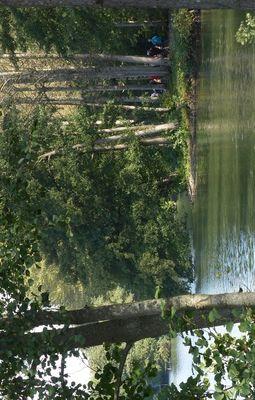Les étangs < Séry les Mézières