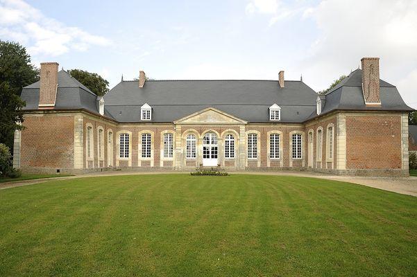 Aisne PARPEVILLE, Château de Parpeville. DE GAYFFIER bis
