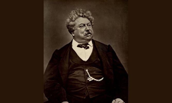 Alexandre Dumas père - musee Dumas