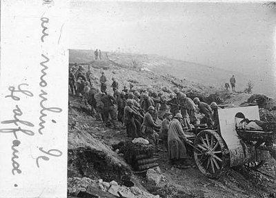 Artillerie française < Moulin de Laffaux < Guerre 14-18 < WWI < Aisne < Picardie < France