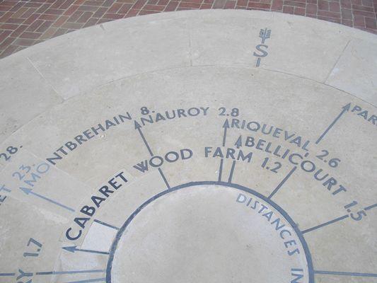 Mémorial américain de Bellicourt < Guerre 14-18 < WWI < Bellicourt < Aisne < Picardie < France
