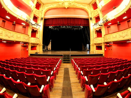 Le Théâtre Jean-Vilar