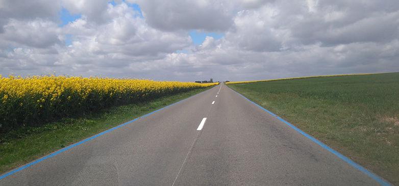 Route départementale RD 18 Chemin des Dames < Aisne < Hauts-de-France