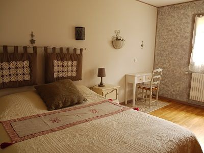 Les Tulipes chambre > Anizy le Chateau